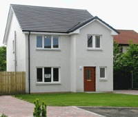 Plot 3, The Bridge, Milnathort