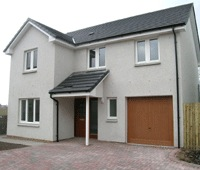Plot 8, The Bridge, Milnathort